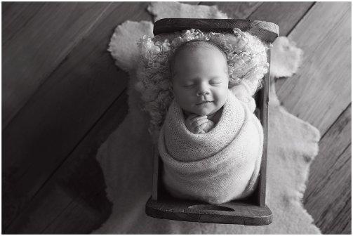 Baby jude nashville newborn photographer